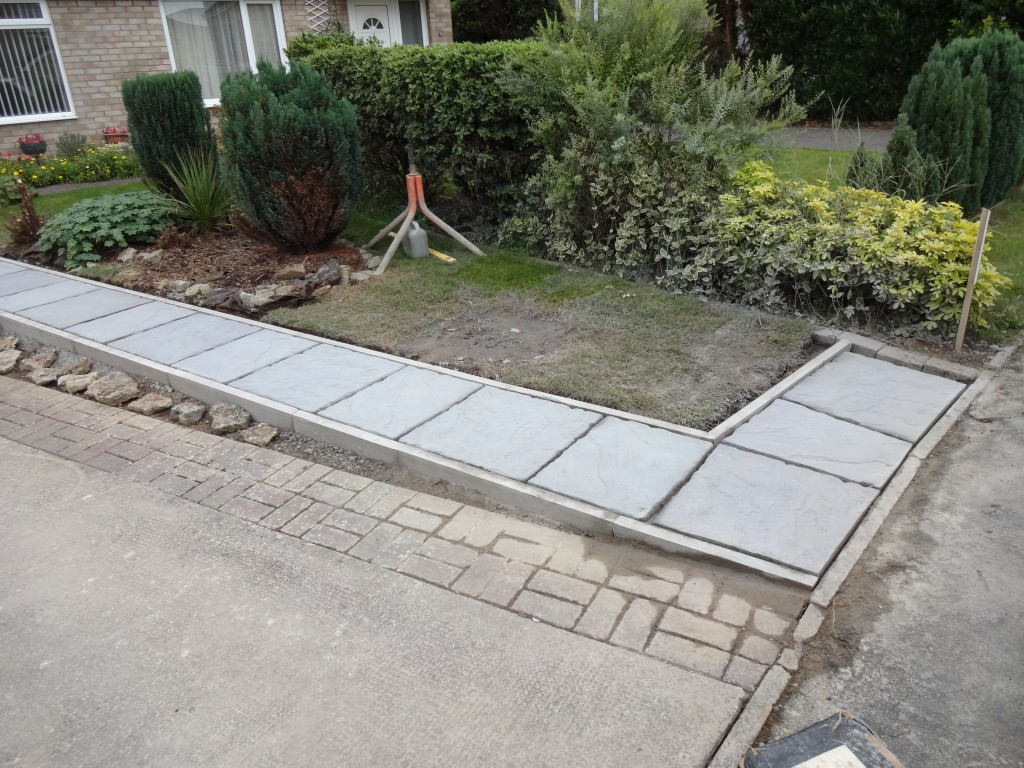driveways and footpaths in bath