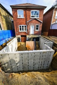 bath groundworks and foundations